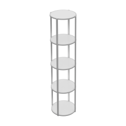 Мобильная витрина Твистер