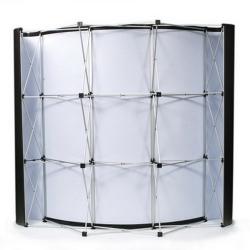 Pop-Up Magnetic вогнутый 3x3